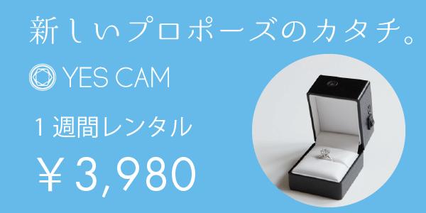 大阪のプロポーズ YESCOMイエスカム