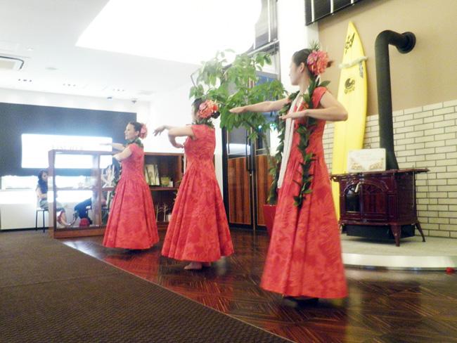 ハワイアンパーティガーデン2014