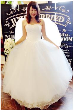 ドレス01モデル