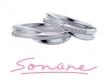 【 sonare 】イニシャルチャームプレゼント  8/19~8/25