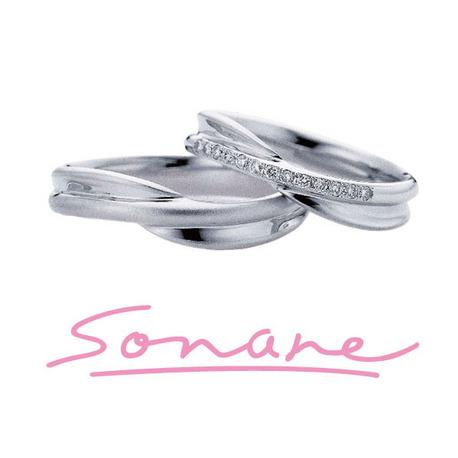 【 sonare 】イニシャルチャームプレゼント  9/13~9/27