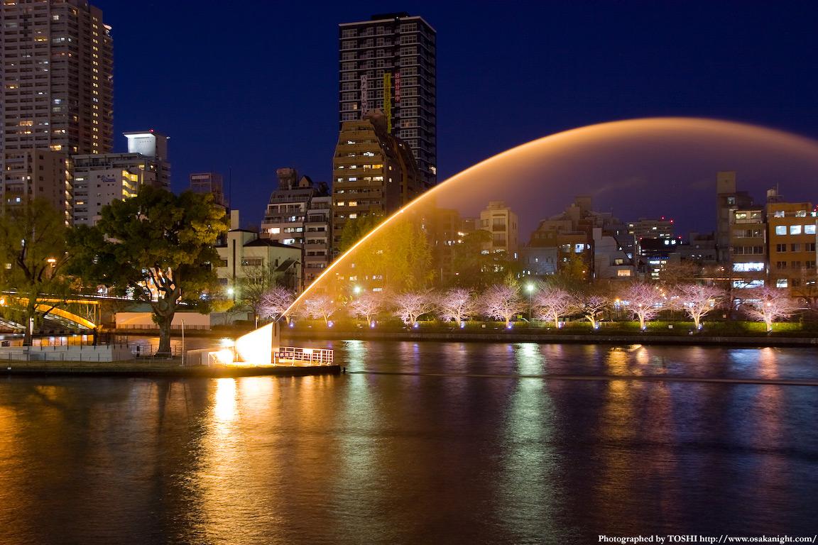大阪のサプライズプロポーズ 中之島公園