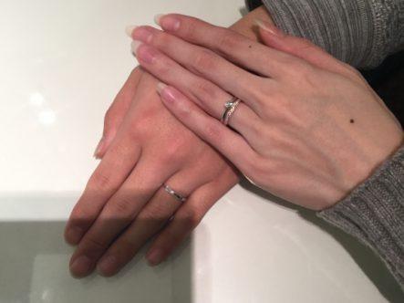素敵な指輪が見つかりました。