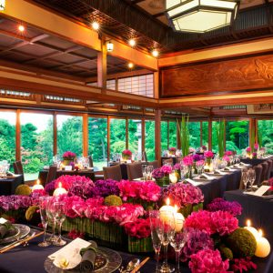 大阪gardenのサプライズプロポーズ 舞子ホテル