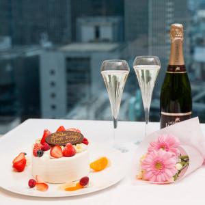 大阪でサプライズプロポーズ HOTEL GRANVIA OSAKA