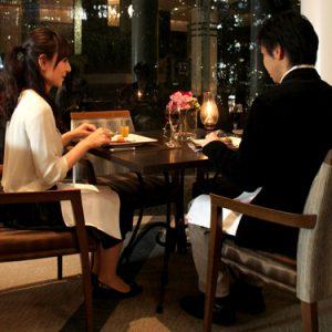 大阪でサプライズプロポーズ THE WESTIN Hotel Osaka (ウェスティンホテル大阪)