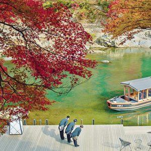 大阪でサプライズプロポーズ 星のや京都