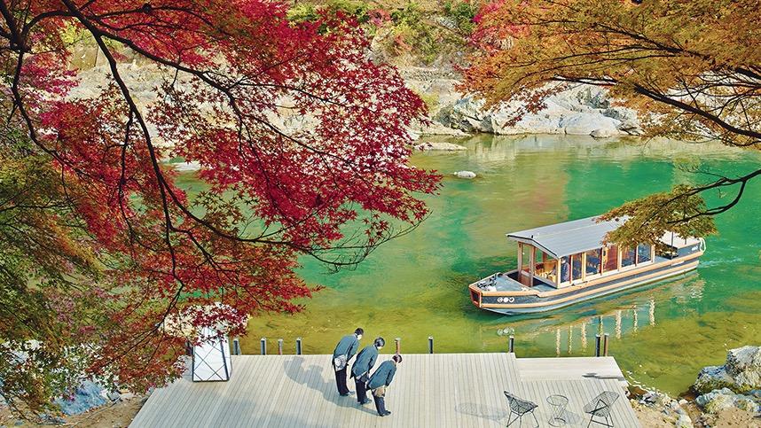 大阪のサプライズプロポーズ 星のや京都