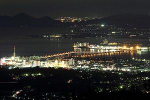 大阪gardenのサプライズプロポーズ 奥比叡山ドライブウエイ