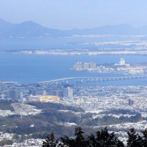 大阪gardenのサプライズプロポーズ 比叡山ドライブウェイ