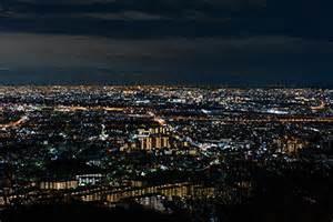 大阪でサプライズプロポーズ 五月平展望台下