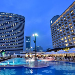 大阪でサプライズプロポーズ ポートピアホテル