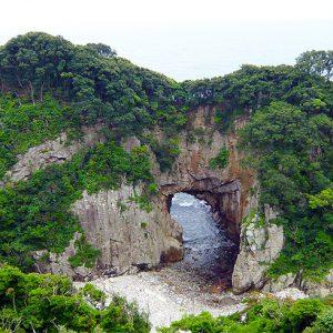 大阪でサプライズプロポーズ 白山洞門