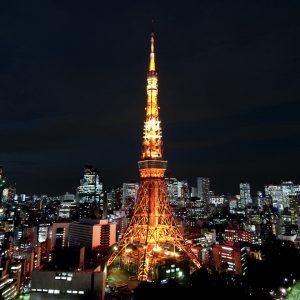 大阪でサプライズプロポーズ 東京タワー