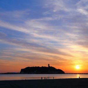 大阪でサプライズプロポーズ 江ノ島海岸