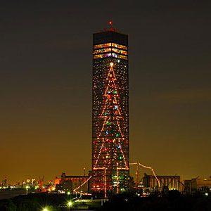 大阪でサプライズプロポーズ 千葉ポートタワー