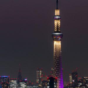 大阪でサプライズプロポーズ 東京スカイツリー