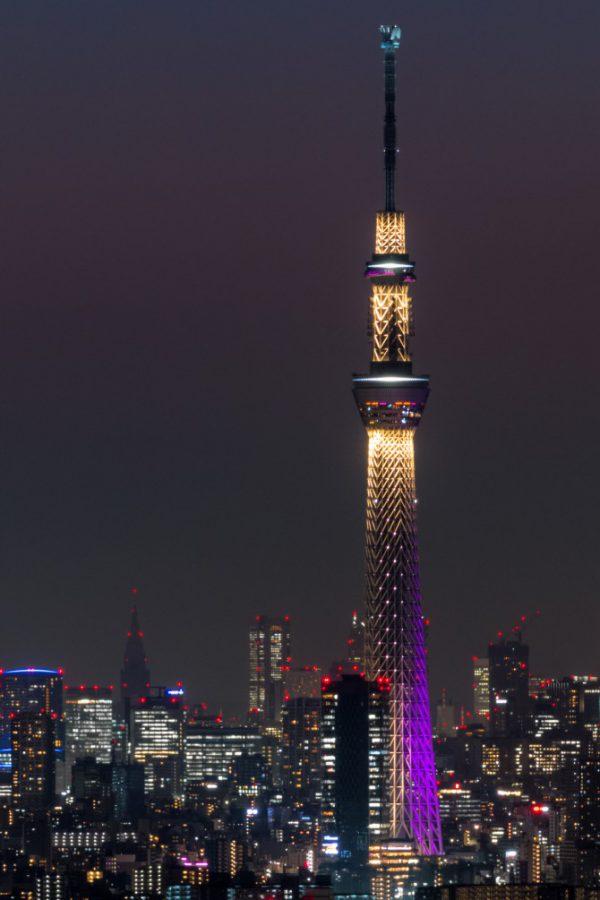 大阪のサプライズプロポーズ 東京スカイツリー