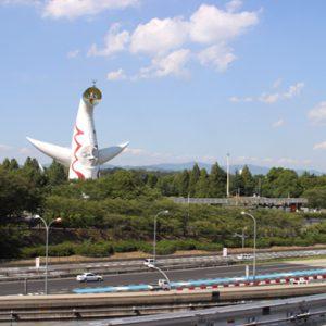 大阪gardenのサプライズプロポーズ 万博記念公園