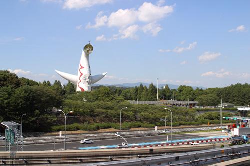 大阪のサプライズプロポーズ 万博記念公園