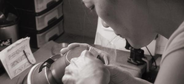 マカナの結婚指輪で大阪岸和田市の正規取扱店1