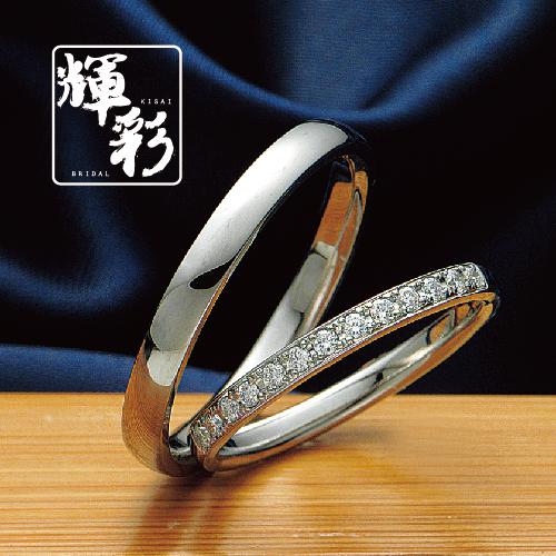 和のテイストで和彫りの結婚指輪で輝彩の睦月大阪・岸和田・堺・南大阪・和歌山の正規取扱店