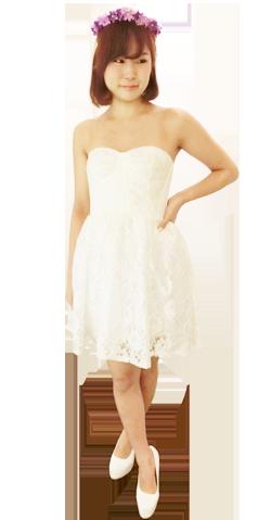 洋装ドレス4後ろ