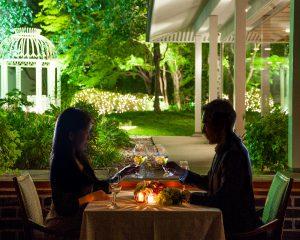 大阪gardenのサプライズプロポーズ どうせなら最高の場所で♪♡グランドプリンスホテル京都 レストラン ボーセジュール
