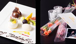 大阪gardenのサプライズプロポーズ 和歌山マリーナシティホテル レストラン「カーロ・エ・カーラ」