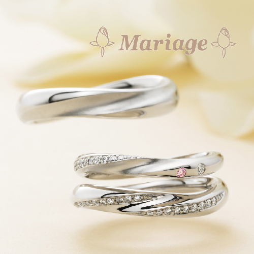 Mariage♪インサイドBirthdayStoneプレゼント!! 3/22まで!