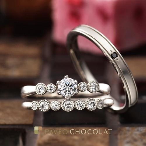 【南大阪・岸和田市】おしゃれでアンティーク調な婚約指輪・結婚指輪のブランド特集