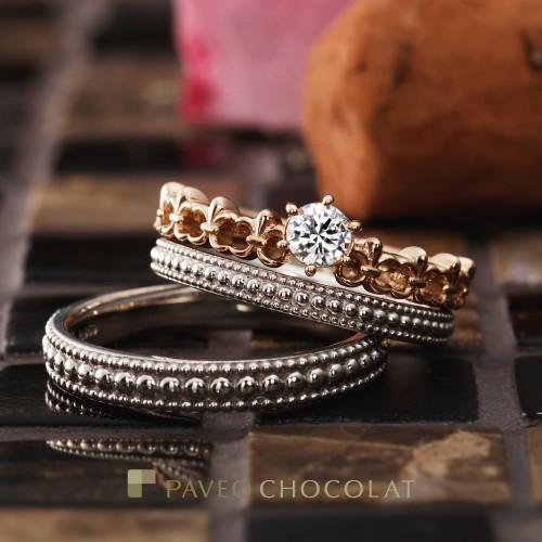 【南大阪・岸和田】おしゃれでアンティーク調な婚約指輪・結婚指輪のブランド特集