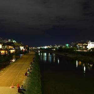 大阪gardenのサプライズプロポーズ 四条大橋近辺