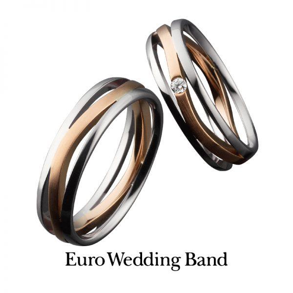 Euro Wedding Bandユーロウェディングバンドでドイツの鍛造の結婚指輪の大阪・岸和田・和歌山の正規取扱店7