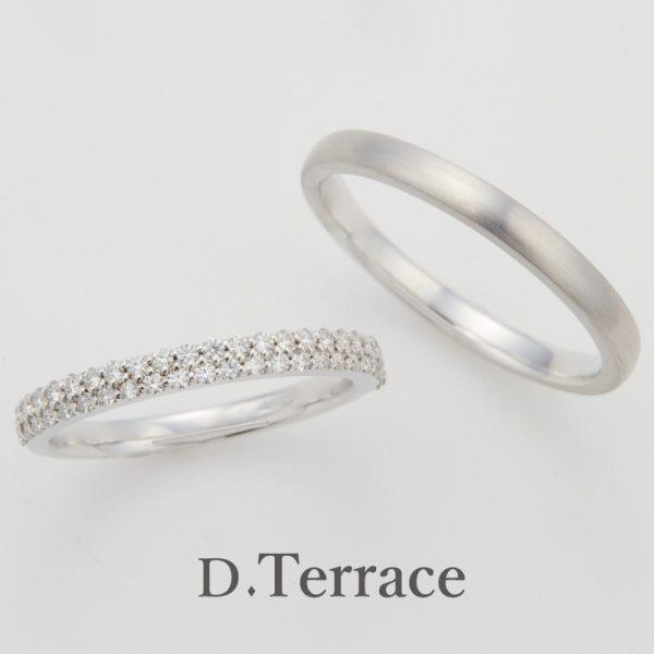 ベルギー産ダイヤモンドのディーテラスの結婚指輪のマリアの大阪・岸和田・堺・南大阪・和歌山の正規取店