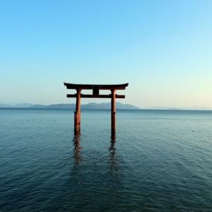 大阪gardenのサプライズプロポーズ 白鬚神社
