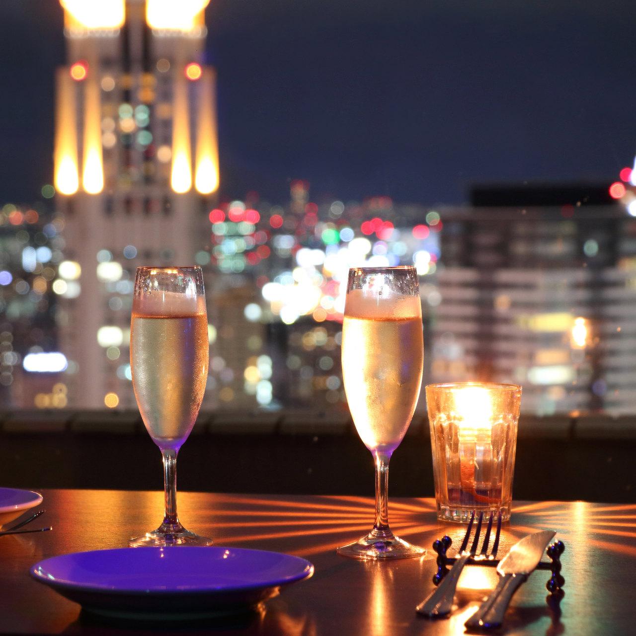 大阪のサプライズプロポーズ S dining