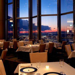大阪gardenのサプライズプロポーズ ホテル京阪ユニバーサル・タワー