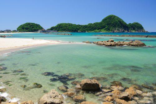 大阪のサプライズプロポーズ 竹野海岸