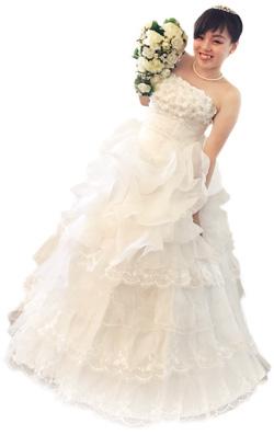 洋装ドレス6後ろ