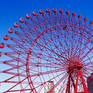 大阪gardenのサプライズプロポーズ HEP FIVE観覧車