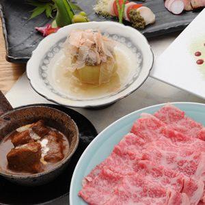 大阪gardenのサプライズプロポーズ 京都牛懐石 「稲吉」