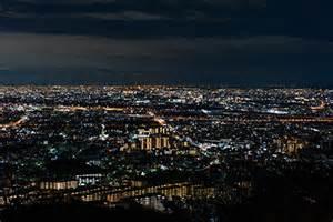 大阪のサプライズプロポーズ 五月平展望台下