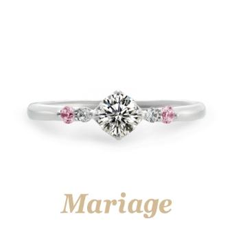 マリアージュエントの婚約指輪でロンボヌールの大阪岸和田南大阪和歌山の正規取扱店