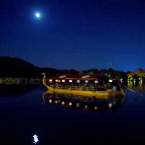 大阪gardenのサプライズプロポーズ 嵐山