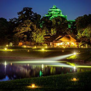 大阪gardenのサプライズプロポーズ 後楽園