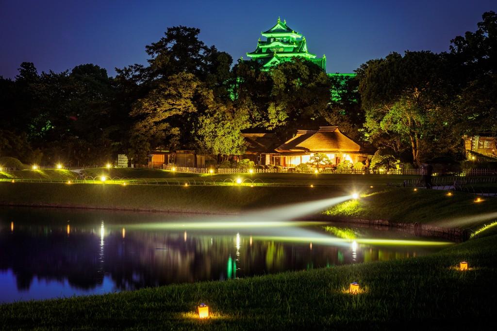 大阪のサプライズプロポーズ 後楽園