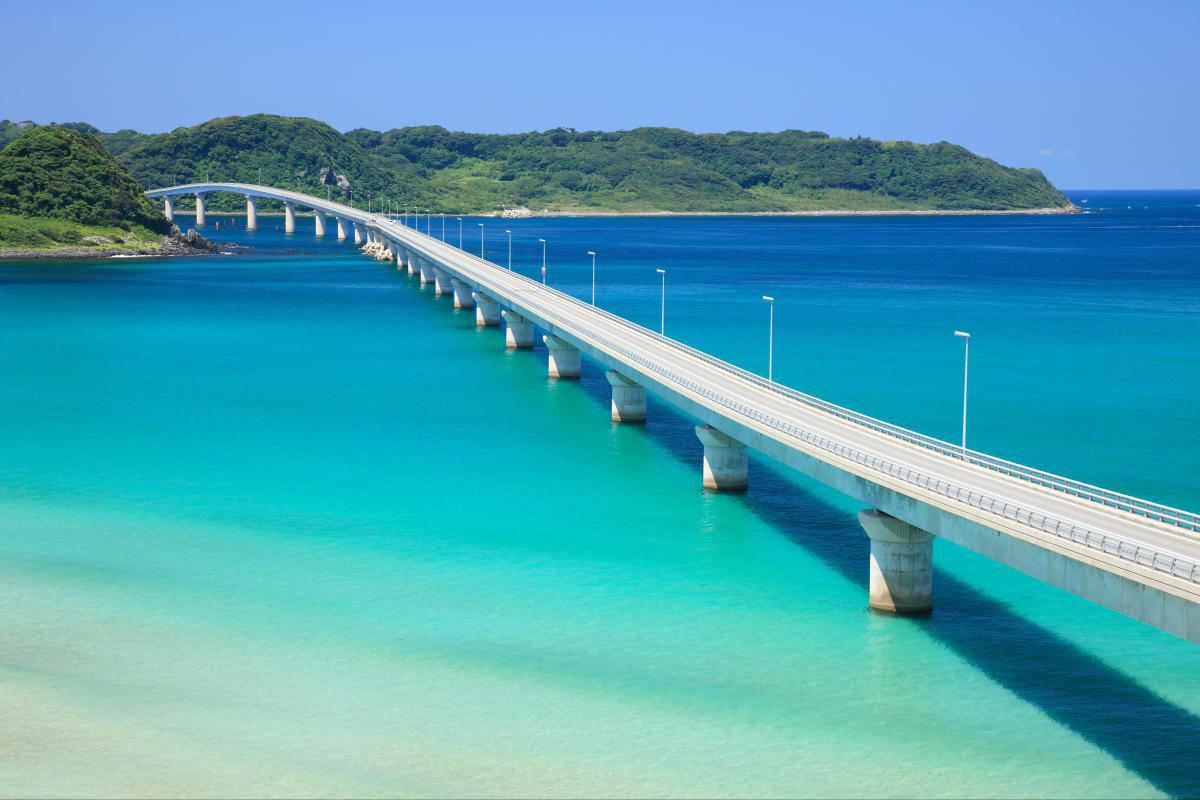 大阪のサプライズプロポーズ 角島大橋