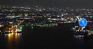 大阪のサプライズプロポーズ WTCコスモタワー