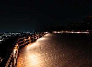 大阪gardenのサプライズプロポーズ 将軍塚青龍殿 大舞台